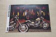 170578) Yamaha XV 535 1100 Virago Prospekt 08/1989