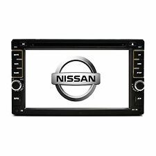 OEM Replacement Double Din Touch Screen GPS Radio for Nissan Cube 2009-2011