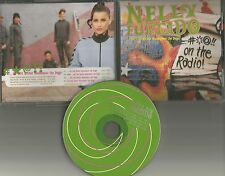 NELLY FURTADO On the Radio w/ 2 RARE EDITS PROMO DJ CD single 2002 USA MINT