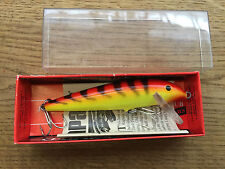 Rapala Countdown 9 CD 9 special Jan Eggers Hot tiger HT special très rare
