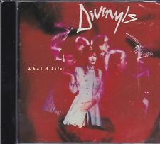 DIVINYLS - WHAT A LIFE - CD - NEW -