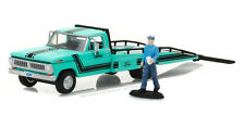 GREENLIGHT 1967-1972 FORD F-350 RAMP TRUCK WITH DRIVER FIGURE LIMITED PRE-ORDER