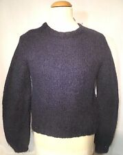 $500.00 Rare Navy Blue Women Marc Jacobs WARM Wool+Alpaca Sweater Make•An•Offer!