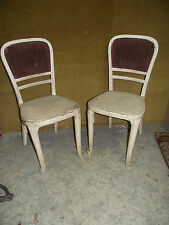 Pair of Thonet chair, Need to be restored, Jugendstil Design