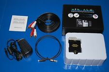 Digital Optical Coaxial Toslink to Analog Audio Converter for all Flat Screen TV