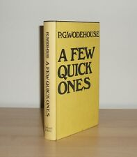 P G Wodehouse - A Few Quick Ones - 1st/1st