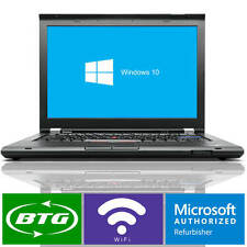 Laptop Lenovo IBM ThinkPad T420 Windows 10 PRO Notebook Core i5 8GB 1TB HD Wifi