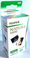 New  3 Rolls Fuji Fujicolor NATURA 1600 35mm Color film 36 Exps from Japan FRESH