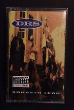 DRS Gangsta Lean Hip Hop Rap Cassette Tape Capitol Records Roll Wit It 1993