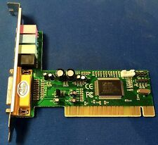 Inland MA3303 PCI Sound Card