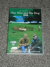 ONE MAN AND HIS DOG : 30 YEARS OF ... 2 DISC BBC DVD SET - IN VGC (FREE UK P&P)