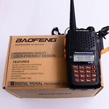 Baofeng UV-6R VHF/UHF 2m/70cm 136-174/400-520MHz Dual-Dand Ham Two-way Radio