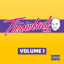 DJ RICK LEE'S THROWBACK MIX VOL. 1 - JUVENILE-OUTKAST-SOUL 4 REAL-LL COOL J-E-40
