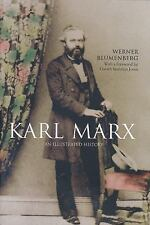 Karl Marx: An Illustrated Biography-ExLibrary