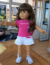 GORGEOUS AMERICAN GIRL DOLL AIMEE READY TO PLAY