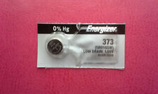 1 Energizer 373 (SR916SW)  Silver Oxide  Battery  Fast USA