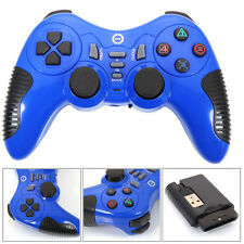 2.4G USB Wireless Remote Game Controller Gamepad Antiskid Receiver for PC Laptop