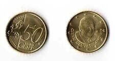 Vatikan 50 Euro Cent 2012 Benedikt XVI. bankfrisch