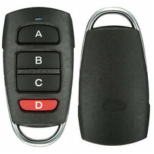 433MHz Wireless Remote Control Duplicator Cloning Gate Key Fob for Garage Door
