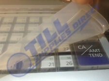 Casio SE-S2000 SES2000 SE-S3000 SES3000  Cash Register Wetcover