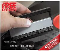Antistatic Carbon Fibre Cleaner Cleaning Brush for Vinyl Records