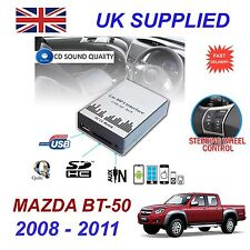 Per Mazda bt50 08-11 mp3 USB SD CD AUX input audio digitale Caricatore CD Modulo