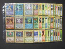 Pokemon COMPLETE 1ST EDITION BASE SET 102/102 - CHARIZARD - (PL/EX)