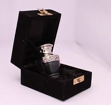 Mini Keepsake Urn Small Cremation Urn for Ashes Funeral Memorial Urn Black -SALE