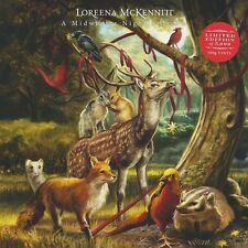 LOREENA MCKENNITT - A MIDWINTER NIGHT'S DREAM  VINYL LP NEU