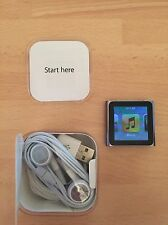 Apple iPod Nano - 6th generazione Grafite (16gb)