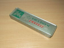 GERMAN WWII PENCIL BOX to MAP CASE or BACKPACK, CASTELL by A.W. FABER
