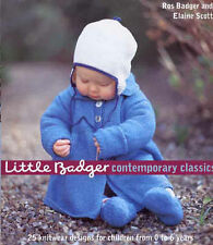 Contemporary Classics: 25 Knitwear Designs for Children from 0-6 Years, Scott, E