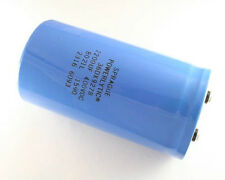 New Sprague 36DX series 2200uF 400V Large Can Screw Terminal Capacitor 2200mfd