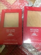 LOT OF 24 X Revlon Age Defying with DNA Advantage Powder, DEEP #25- New Compact