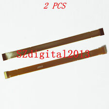 2PCS / LCD Flex Cable For Fuji Fujifilm HS20 HS22 HS25 HS28 HS30 HS33 EXR Camera