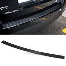 Rear Trunk Bumper Pad Rubber Protector Black For KIA 2013 2014 New Sorento R