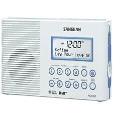Sangean Waterproof DAB+ / FM-RDS Portable Digital Radio Model H203D - Brand New