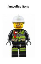 LEGO minifigure - Brown Moustach , cty669 NEUF