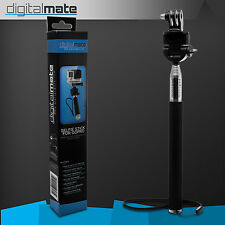 New DigitalMate Selfie Stick Monopod for GoPro Action Cameras Camcorder Sel