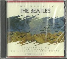 THE MUSIC OF THE BEATLES PERFORMED BY THE ROYAL PHILHARMONIC ORCHESTRA