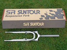 Nouveau set sr suntour CR850 front suspension vélo fourche 700C tube 255MM lg x 1 1/8""