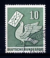 GERMANY - GERMANIA REPUBBLICA FEDERALE - 1956 - Giornata del francobollo. Colomb