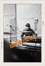 THE BEATLES PHOTO RINGO STAR IN STUDIO DRUMMER FOR REVOLVER LP SESS 5x7 FEW AVAL