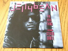 "JELLYBEAN - THE REAL THING        7"" VINYL PS"