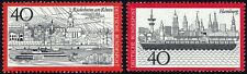 FGR GERMANY 1973 2v set MNH @S4083
