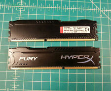 Kingston HyperX FURY 8GB Kit (2x4GB) 1600MHz DDR3 DIMM (HX316C10FBK2/8)