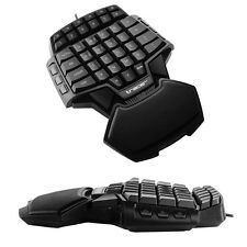 KEYBOARD GAMING KEYPAD MULTIMEDIA KEYBOARD FOR FPS GAMING