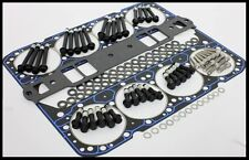 SBC CHEVY ARP, FELPRO TOP END KIT FOR NKB ALUMINUM HEADS TEK-1003-1205- ARP-3601