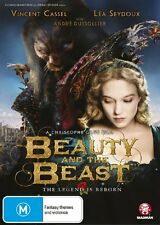 Beauty and the Beast (2014) NEW R4 DVD