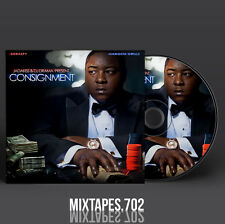 Jadakiss - Consignment Mixtape (Full Artwork CD Art/Front/Back Cover)